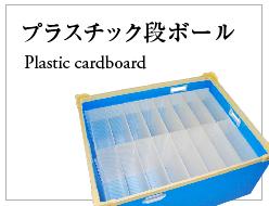 plastic cardboard